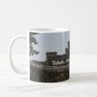 Mayan Ruin Coffee Mug