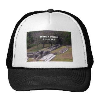 Mayan Ruins, Altun Ha Trucker Hat