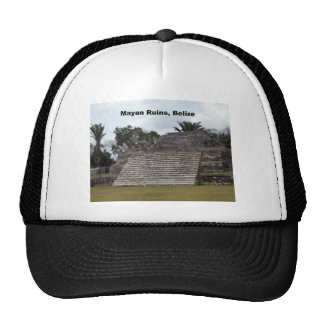 Mayan Ruins, Belize Trucker Hat