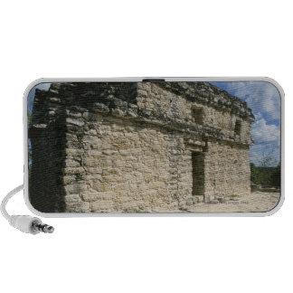 Mayan ruins of Coba, Yucatan peninsula, Mexico 2 Speakers