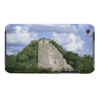 Mayan ruins of Coba, Yucatan peninsula, Mexico iPod Case-Mate Cases
