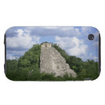 Mayan ruins of Coba, Yucatan peninsula, Mexico iPhone 3 Tough Case