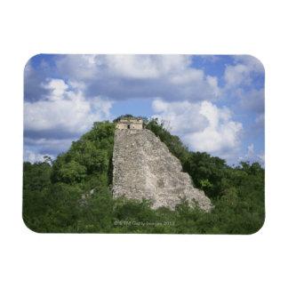 Mayan ruins of Coba, Yucatan peninsula, Mexico Magnet