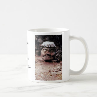 Mayan ruins of Copan - Honduras Coffee Mug