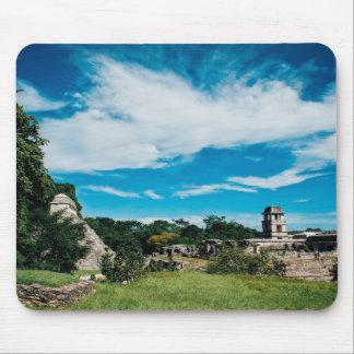 Mayan Ruins Of Palenque Mouse Pad