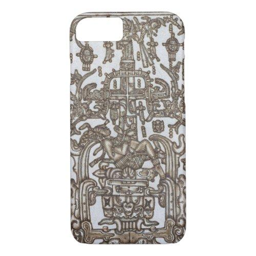 Mayan Ruler Pakal Kim Phone Case
