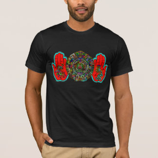 Mayan Shamans and the Mysteries of Time T-Shirt