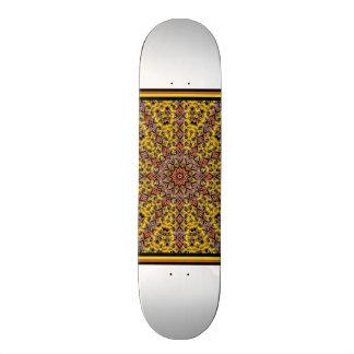 Mayan Skateboard