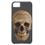 Mayan Skull iPhone 5C Covers