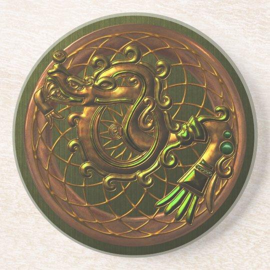 Mayan Snake Coaster