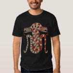 Mayan Snakes Tshirts