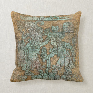 Mayan Style MoJo Pillow