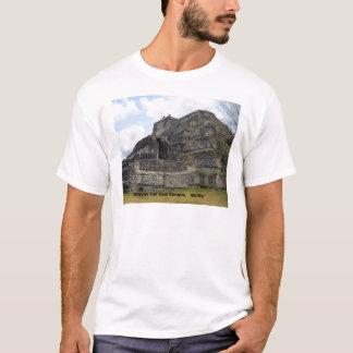Mayan Sun God Temple, Belize T-Shirt