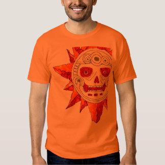 Mayan Sunset T Shirt
