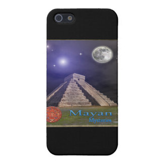 Mayan temple I-pod Cover For iPhone SE/5/5s