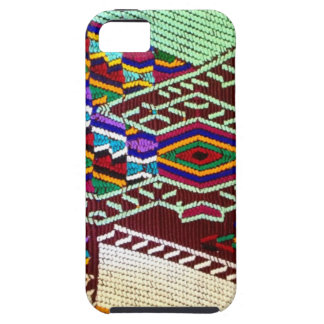 Mayan textiles iPhone SE/5/5s case
