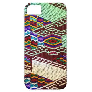 Mayan textiles iPhone SE/5/5s case