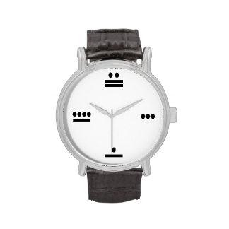 Mayan Time Wrist Watches