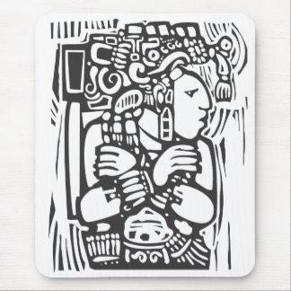 Mayan Torso Mouse Pad