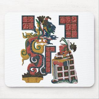 Mayan Vision Mouse Pad