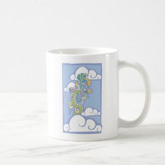 Mayan Vision Serpent Coffee Mug