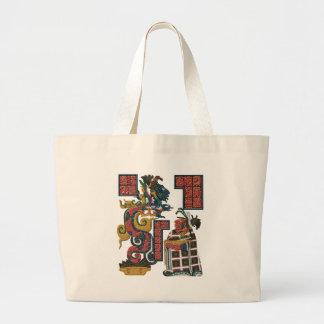 Mayan Vision Tote Bag