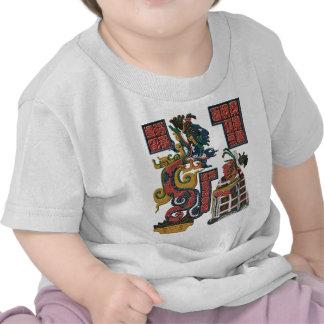Mayan Vision T-shirts