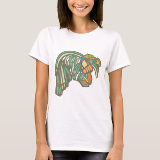Mayan Warrior Head T-Shirt