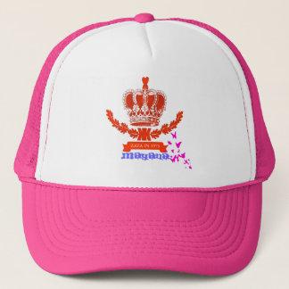 MAYANA KING COILS TRUCKER HAT