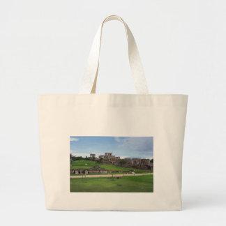 mayanruins canvas bag