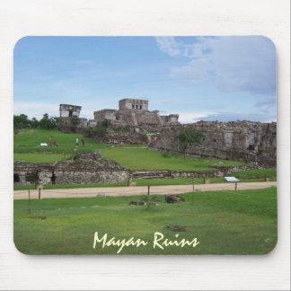 mayanruins, Mayan Ruins Mouse Pad
