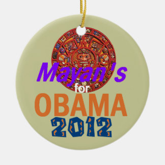 Mayans 2012 Ornament