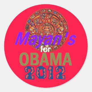 Mayans 2012 Sticker