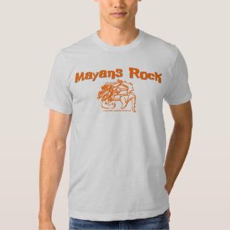 Mayans Rock Shirts
