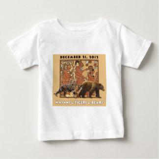 Mayans & Tigers & Bears Baby T-Shirt