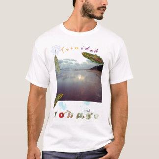 mayaro sunrise boats ts zazzle T-Shirt
