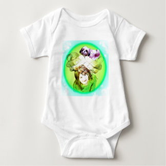 Maya's Dissappearence Baby Bodysuit