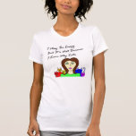 Maybe Crazy Cat Lady T Shirt