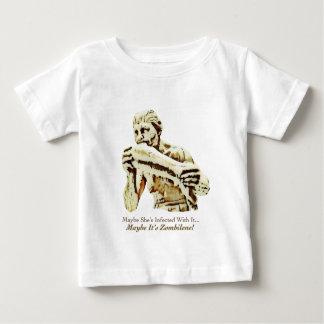 Maybe It's Zombilene! Menschenfresserin Baby T-Shirt