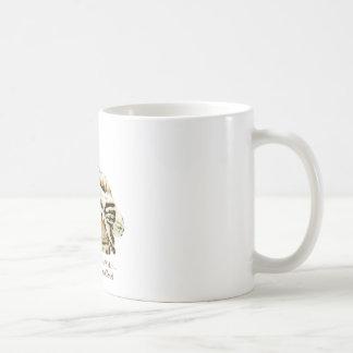 Maybe It's Zombilene! Menschenfresserin Coffee Mug