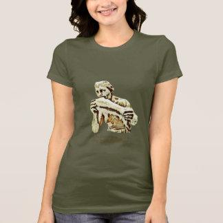 Maybe It's Zombilene! Menschenfresserin T-Shirt