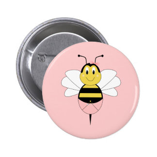 MayBee Bumble Bee Button