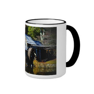 Mayberry muele la taza de café