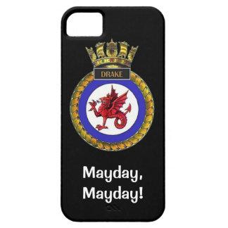 Mayday, Mayday, HMS Drake iPhone SE/5/5s Case