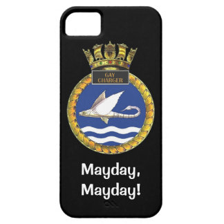 Mayday, Mayday, HMS Gay charger iPhone SE/5/5s Case