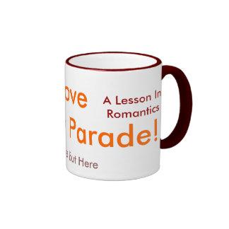 Mayday Parade Ringer Coffee Mug