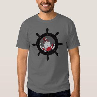 maydaze captain's helm t-shirt