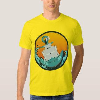 maydaze sinking ship t shirt