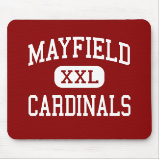 Mayfield - Cardinals - High - Mayfield Kentucky Mouse Pad