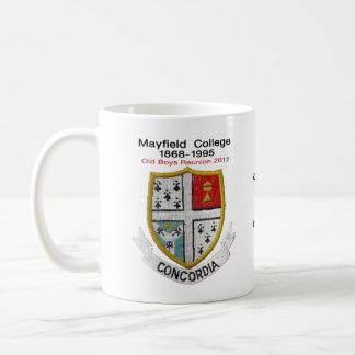 Mayfield College Old Boys Reunion 2012 Mug